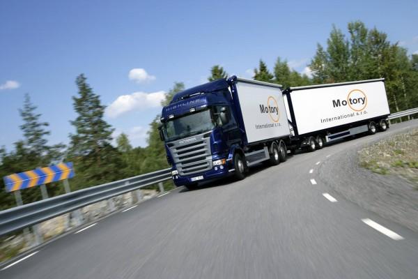 Logistické riešenie